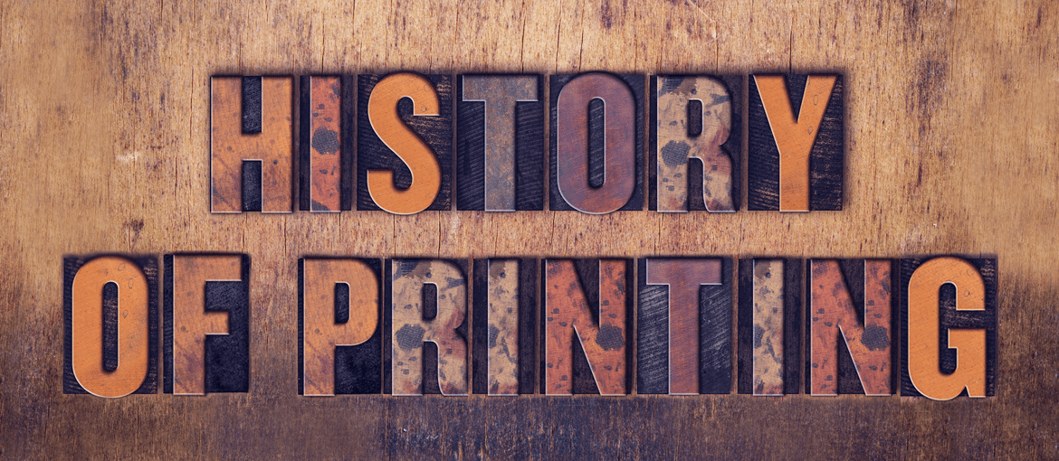 A brief history of printing  From the 15th century to today