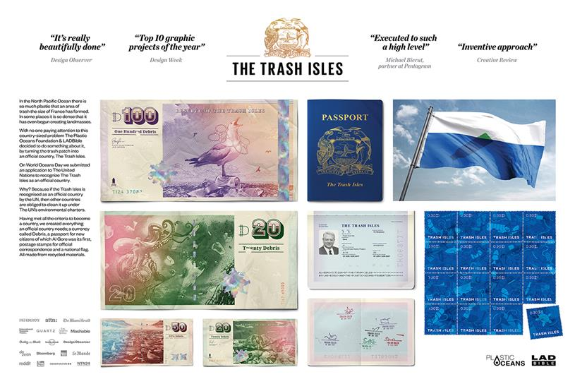 Trash Isles campaign