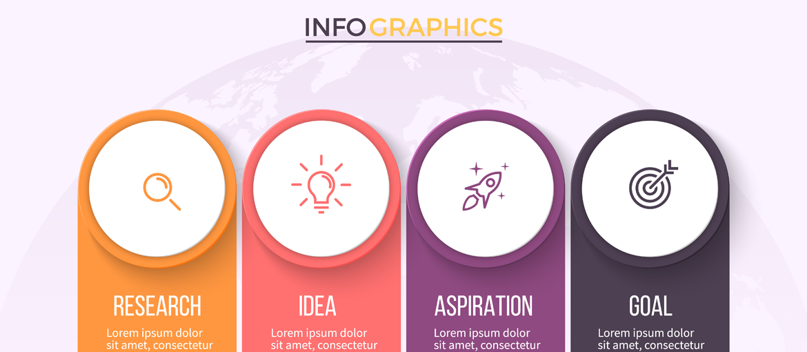 Creating infographics